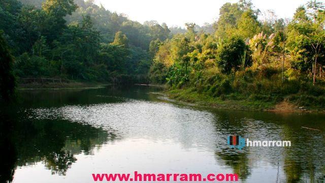 Hringtuinek river in Satuinek