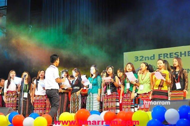 HSA Guwahati Freshers' Social Meet cum Platinum Jubilee Celebration 2014